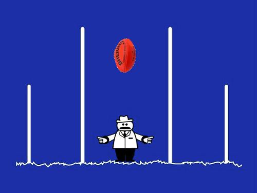 Goal Umpire